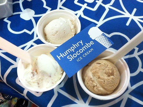 Humphry Slocombe trio