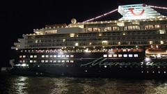 MV Mein Schiff 1, Port Hercules, Monaco