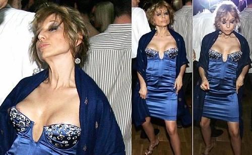 Marina Berlusconi al meglio