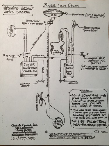 battery eliminator help on 71 trump rh chopcult com 12v motorcycle battery charger circuit diagram