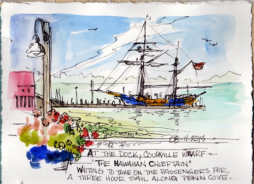 """The Hawaiian Chieftain"""