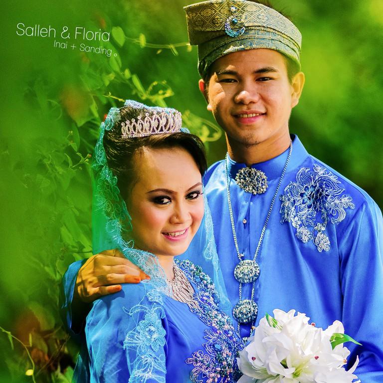 Salleh & Floria Inai + Sanding-001