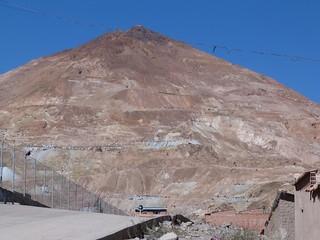 Cerro Rico (Potosí, Bolivia)