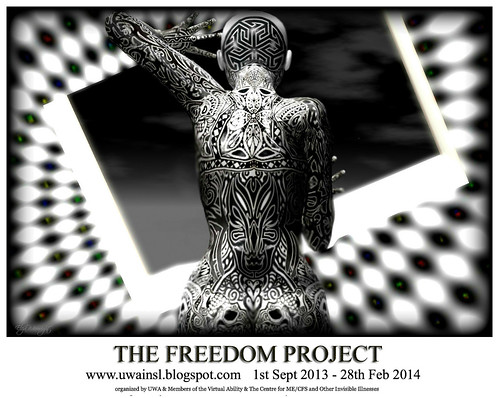 UWA The Freedom project by Kara 2