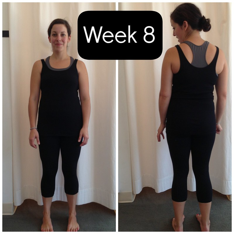 Barre3 Fitness: Week 8