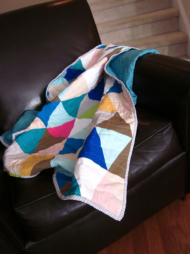 Triangle Quilt 2
