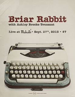 Briar Rabbit / Ashley Brooke Toussant poster