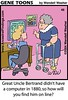 Genealogical Comics And Toons - Price Genealogy