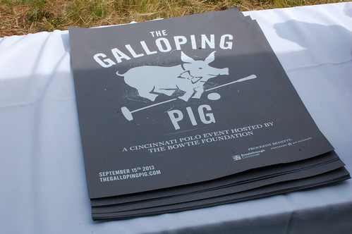 The Galloping Pig