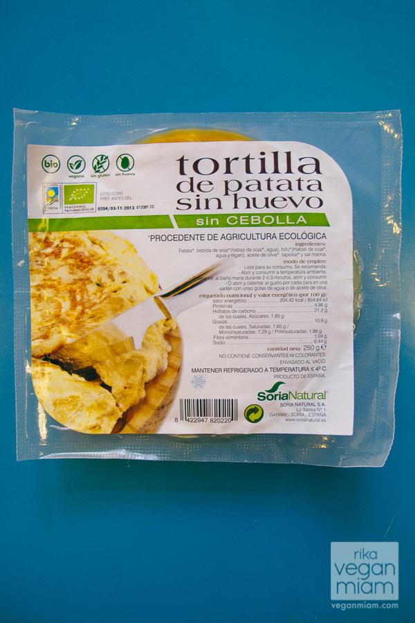 Vegan Products, Valencia, Spain