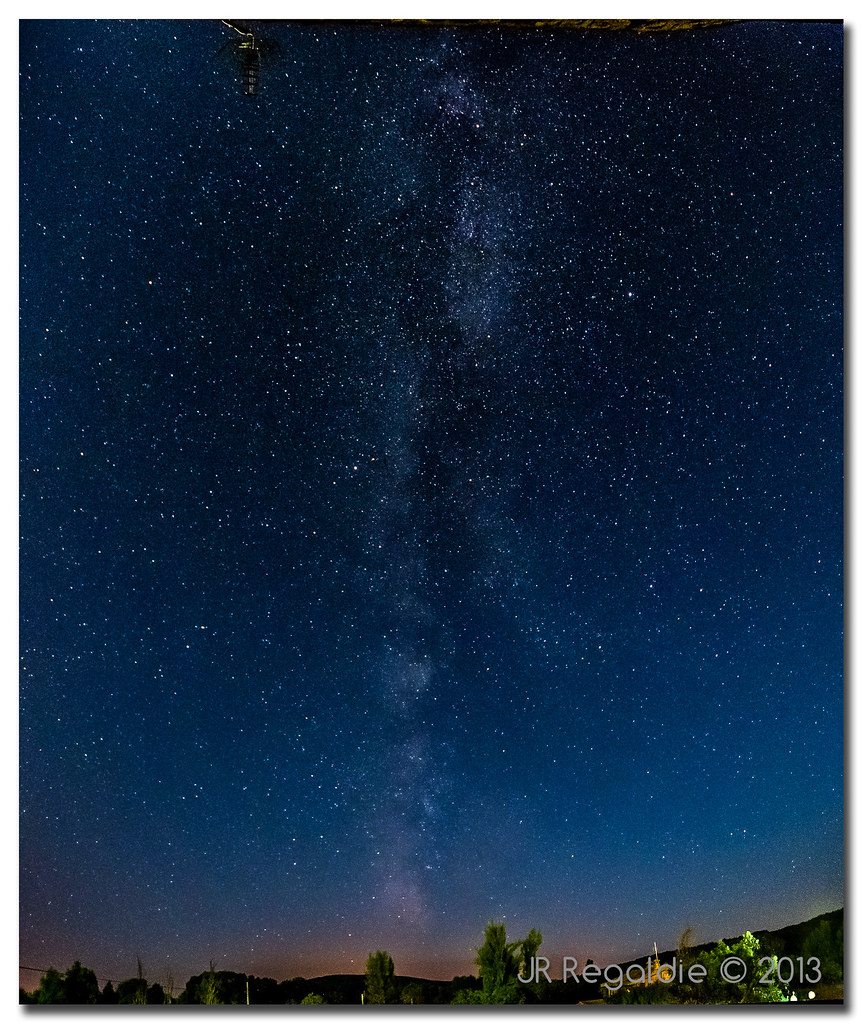 Milky way by JR Regaldie Photo