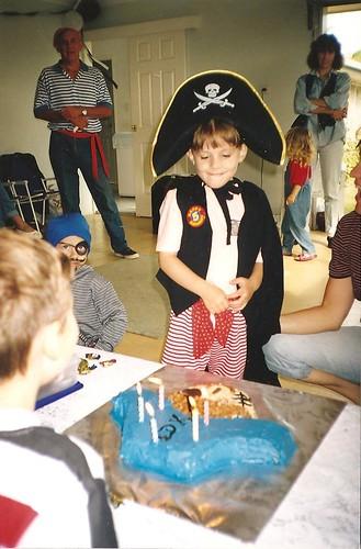 Pirate cake 1