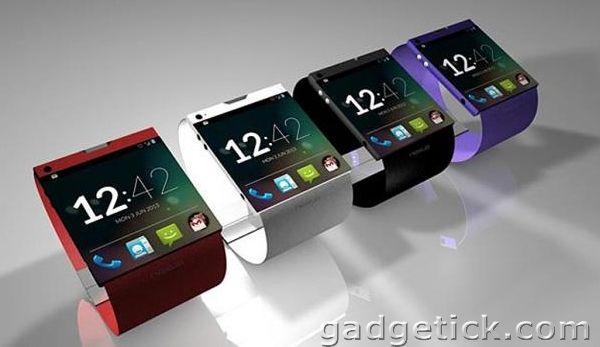 Часы Google Gem