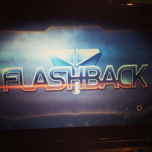 Não consigo lembrar se #flashback era do #megadrive ou #snes.