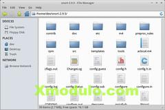 Les fichiers de Linux
