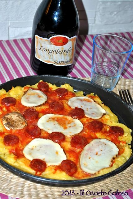Pizza di polenta e bufala affumicata (7)