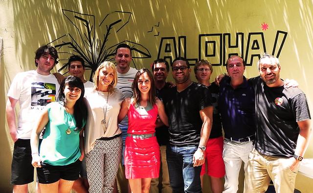 Sesión 13 Foto de grupo
