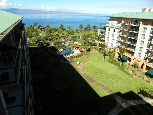 Maui Honua Kai Resort Spa Late Flight