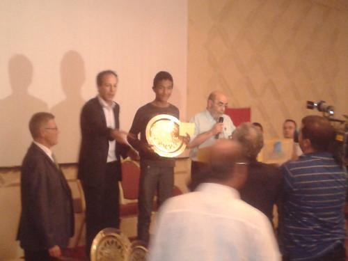 Campió Fy Antenaina Rokotomaharo (Madagascar)