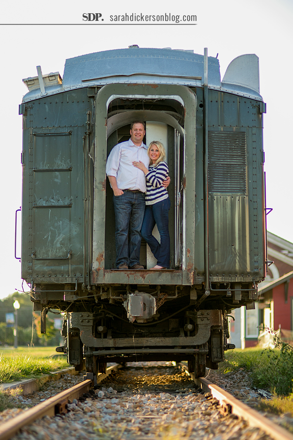 Topeka engagement photos