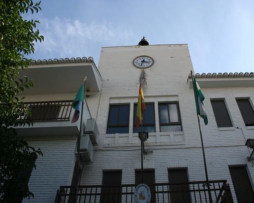 Granada - Colomera - Ayuntamiento 37 22' 18 -3 42' 51