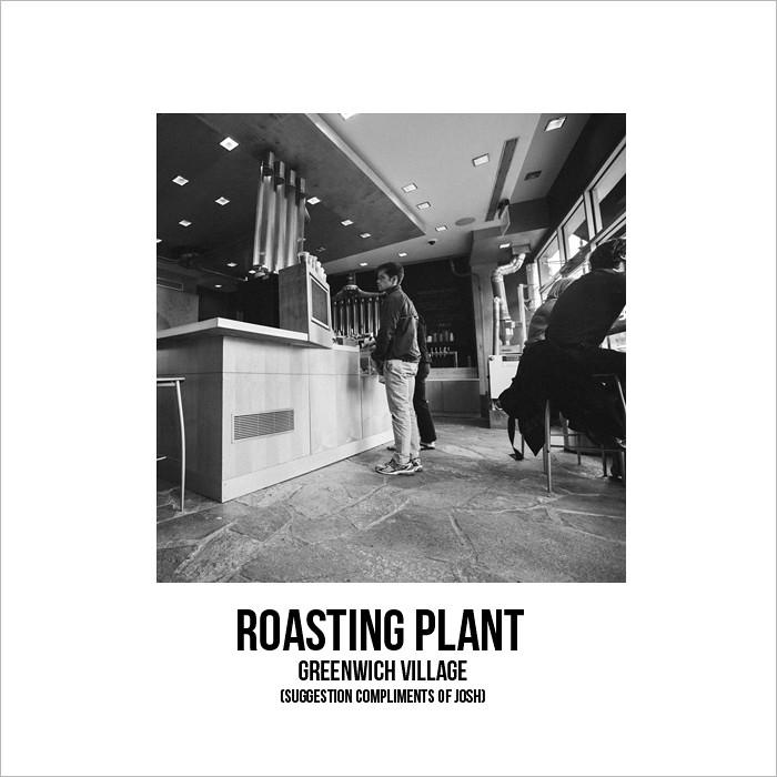 Roasting-Plant