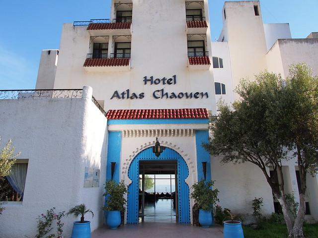 今日旅館-Hotel Atlas Chaouen