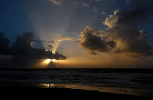 Gleneden sunset