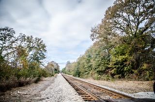 Railroad in Renno