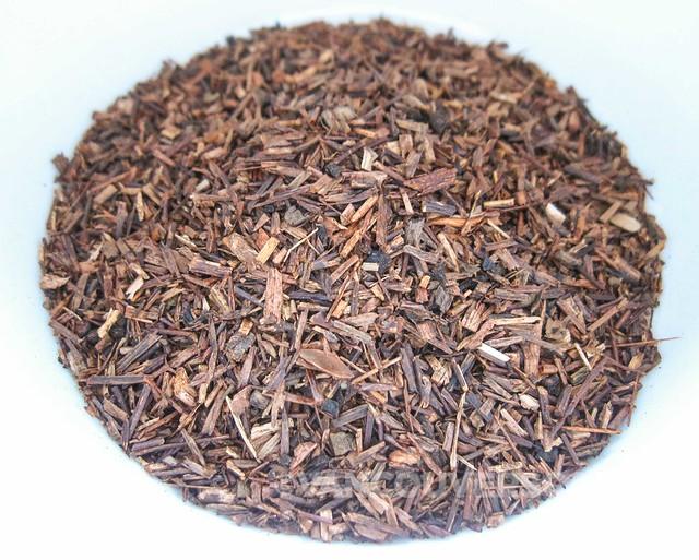Organic Earl Grey Vanilla Rooibos tea