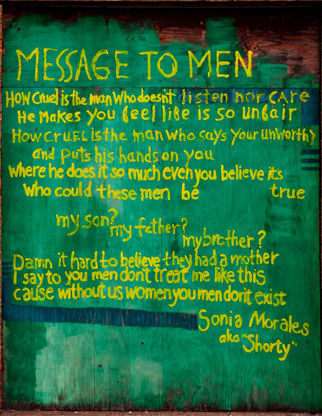 MESSAGE-TO-MEN--Camden-(detail)