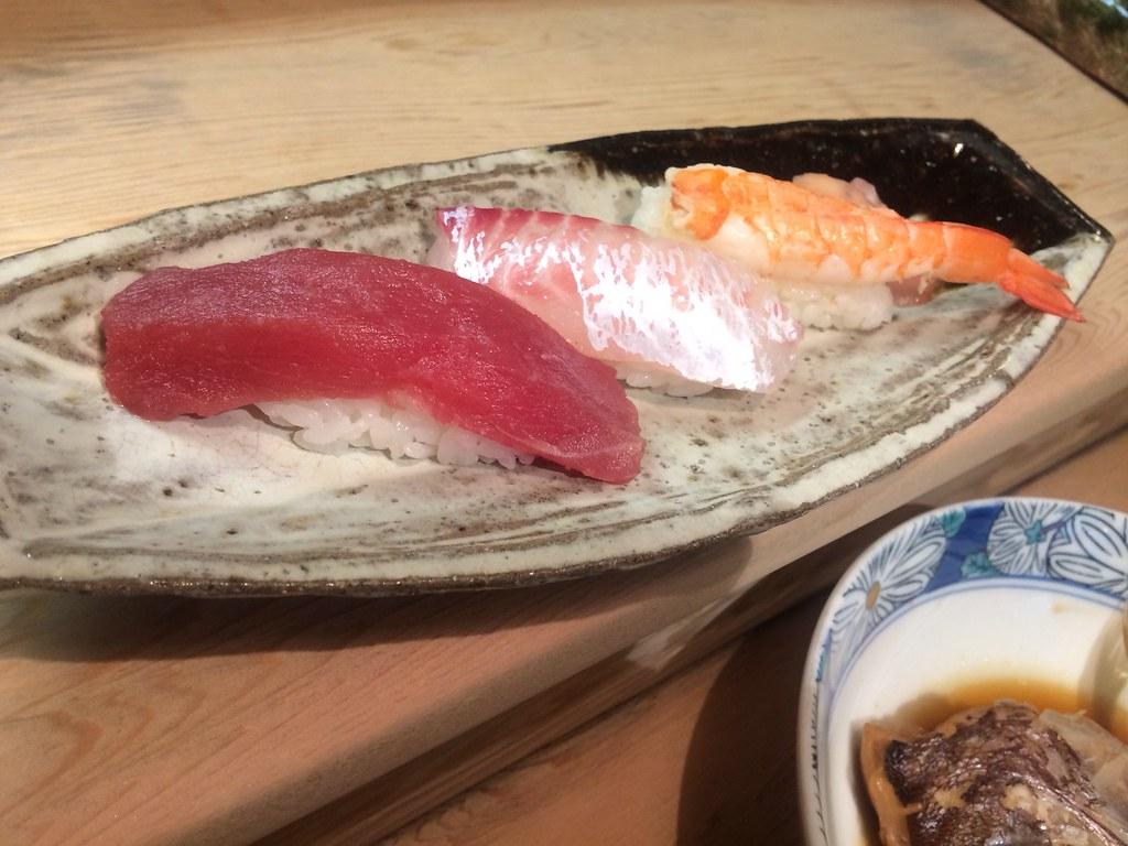 おまかせ料理-鮨