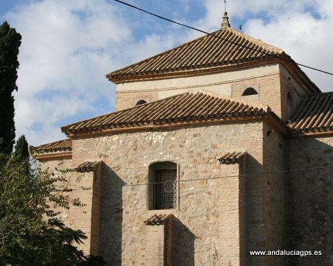 Córdoba - Encinas Reales - Ermita de Jesús de las Penas - 37º 16' 21 -4º 29' 35