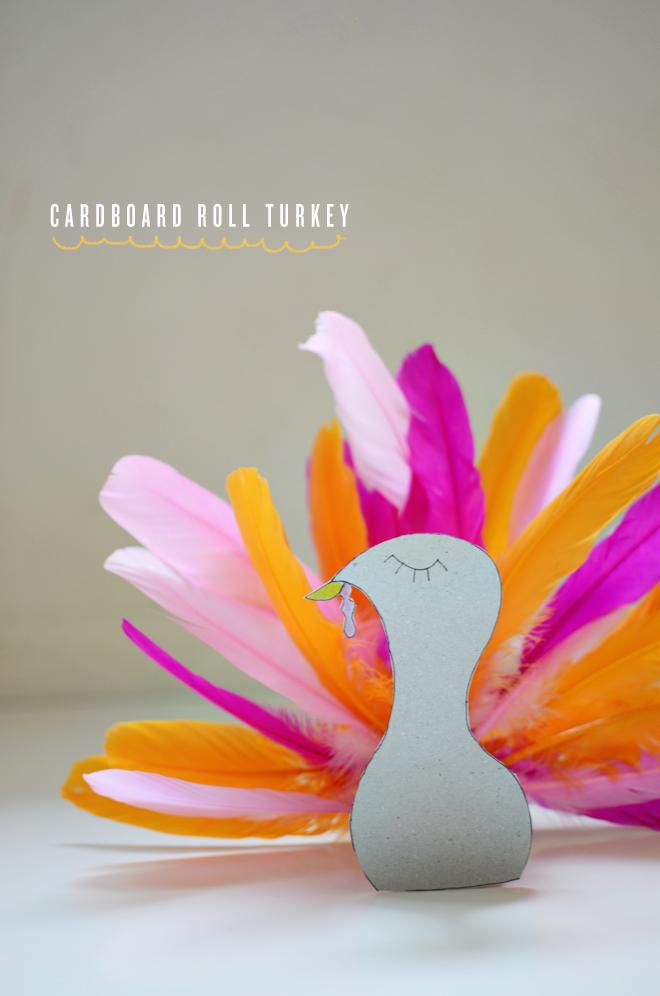 roll turkey diy