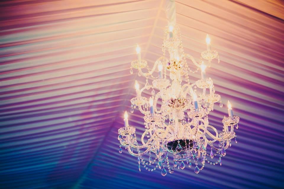 Tent Lighting Services By Intelligent Lighting Design