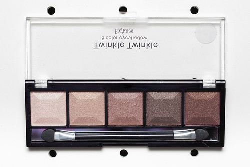 Profusion Twinkle Twinkle 5 Color Eyeshadow Palette 02