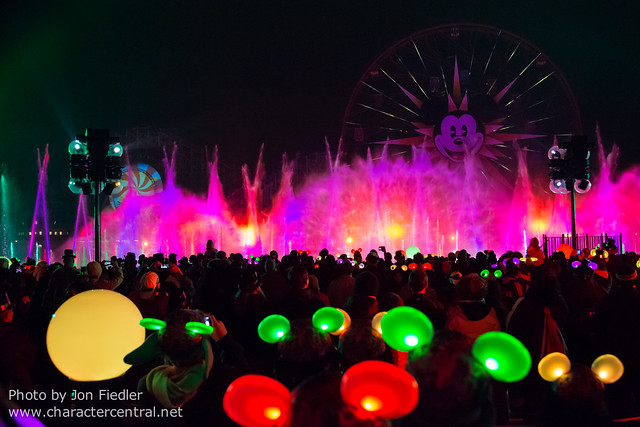 Disneyland Dec 2012 - World of Color