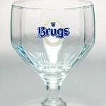 ベルギービール大好き!!【ブルッグスの専用グラス】(管理人所有 )