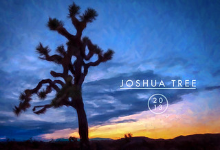 Joshua Tree - Stylized V4