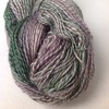 Plyed and skeined up - still need to be washed. My first three ply #handspun - #fiber from @fridaystudios
