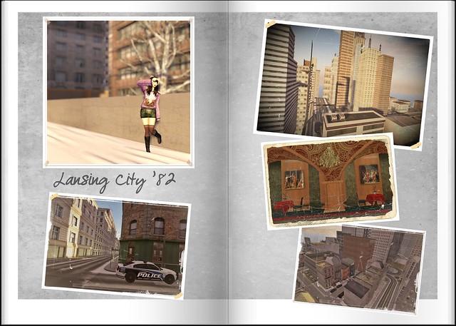 Lansing City