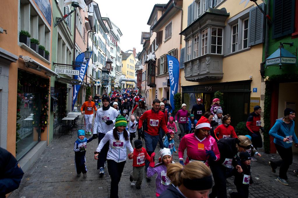 Silvesterlauf 2014