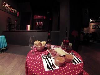 Mesa para disfrutar del Tablao Flamenco en Cardamomo Pasión por el flamenco en el Tablao Cardamomo de Madrid - 11499386474 e468750abe n - Pasión por el flamenco en el Tablao Cardamomo de Madrid