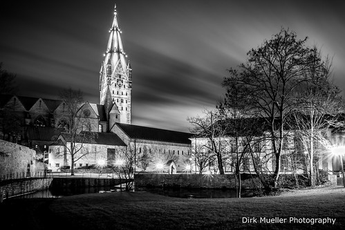 Paderborner Dom by Dirk Mueller Photography