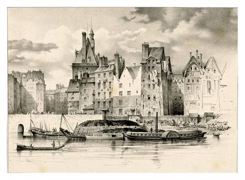 004-Souvenir du vieux Paris…1835- L.T. Turpin de Crissé- Institut National d'histoire de l'art- INHA
