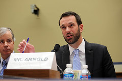 Mr. Brandon Arnold, Vice President of Governmental Affairs at the National Taxpayers Union