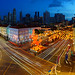 13Jan 2014_A7_Chinatown Horse decorations pano by Andrew JK Tan