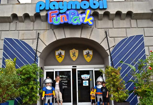 Playmobil fun park, west palm beach -
