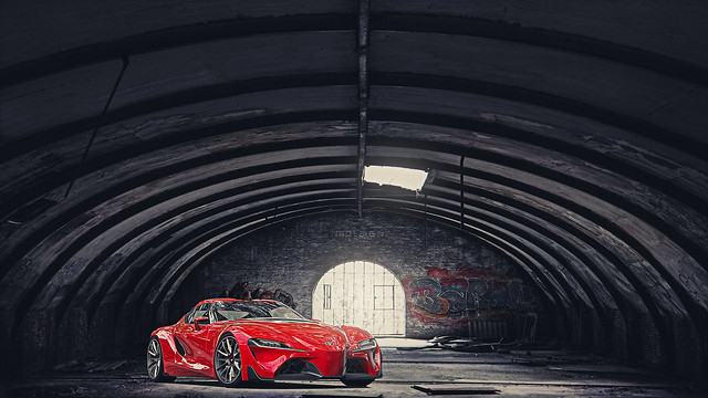 Image Result For Wallpaper Toyota  Sports Car