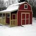 10x12 Premier Tall Barn